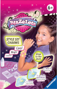 Ravensburger 18128 Blazelets Style Set Charms Glow in the Dark