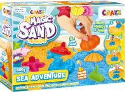 Magic Sand - Sea Adventures