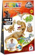 Schmidt Spiele 46132 1500T JIXELZ Jurassic World