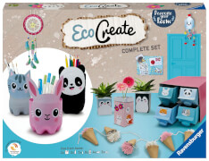 Ravensburger 18145 EcoCreate Maxi Decorate your Room