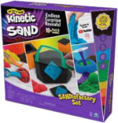 Spin Master Kinetic Sand  Sandisfactory Set (907g)