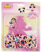 Hama® midi Bügelperlen Blister Prinzessin