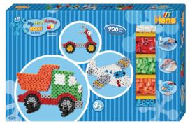 HAMA 8716 Maxi Geschenkp. Blau 900 Stück