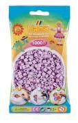 Hama® Bügelperlen midi Beutel 1.000Stück pastell-flieder
