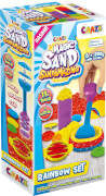 MAGIC SAND - Sandamazing- Rainbow Set