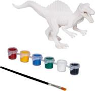 Design your Dinosaur - Spinosaurus T-Rex World