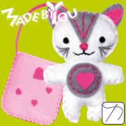 Kätzchen & Tasche