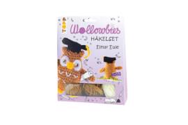Häkelset Fabelhafte Wollowbies Eule