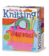 Easy To Do Knitting