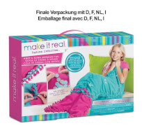 Make_It_Real - Glitzernde Meerjungfrauen Flosse