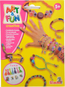 Art & Fun Armbänder knoten