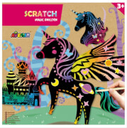 Avenir - Scratch Magic Unicorns