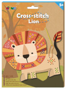 Avenir - Cross Stitch Lion