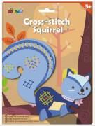 Avenir - Cross Stitch Squirrel