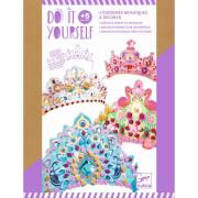 Do ist yourself: Mosaik-Diademe Wie eine Prinzessin