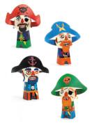 Do it yourself: Ballons zum Dekorieren Lustige Piraten