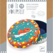 Do it yourself: Box zum Dekorieren Super Treasure