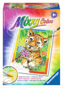 Ravensburger 291045 Mixxy Colors: Tigerbaby