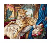 Schipper Malen nach Zahlen - Römischer Leopard