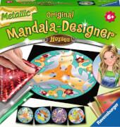 Ravensburger 29761 Metallic Mandala-Designer Horses