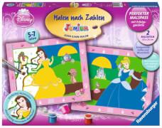 Ravensburger 277520  Malen nach Zahlen - Cinderella und Belle