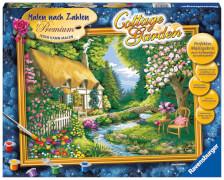 Ravensburger 28843 Malen nach Zahlen - Cottage Garden