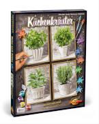 Schipper Malen nach Zahlen - Küchenkräuter (Quattro)