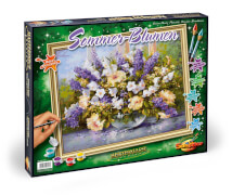 Schipper Malen nach Zahlen - Sommerblumen