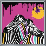 Ravensburger 290185  Malen nach Zahlen - Zebra