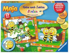 Ravensburger 277049 Malen nach Zahlen: Biene Maja