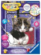 Ravensburger 28561 Malen nach Zahlen: Kuschelnde Kätzchen