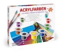 Schipper Malen nach Zahlen - 36 Acrylfarben