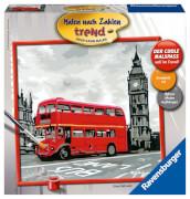 Ravensburger 28460 Malen nach Zahlen: London