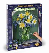 Schipper Malen nach Zahlen - Frühlingsblumen