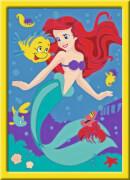 Ravensburger 27787 Malen nach Zahlen Serie E Arielle, die Meerjungfrau