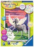Ravensburger 27791 Malen nach Zahlen Serie Pferd Traumhafter Pegasus