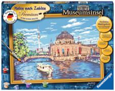 Ravensburger 28903 Malen nach Zahlen Serie Premium Berliner Museumsinsel