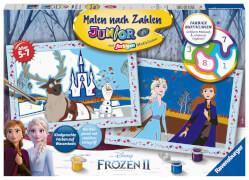 Ravensburger 27692 Malen nach Zahlen Junoir Disney Frozen 2
