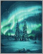 Schipper Malen nach Zahlen - Polarlichter