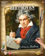 Simba Malen nach Zahlen - Ludwig van Beethoven