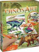 Dino Steine nach Zahlen