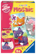 Ravensburger 18353 Mosaic Junior: Cats