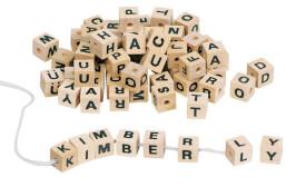 GoKi Buchstabenwürfel