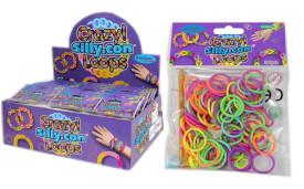Crazy! Loops Basis-Set Neonfarben 100er