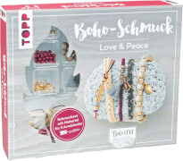 Boho-Schmuckset Love & Peace