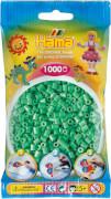 Hama® Perlen, hellgrün, 1.000 Stück