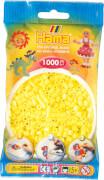 HAMA 207-43 Bügelperlen Midi - Pastell Gelb 1000 Perlen, ab 5 Jahren