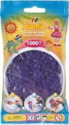 HAMA Perlen Midi - Transparent-Lila 1000 Perlen