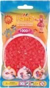 HAMA Perlen Midi - Neon Rot 1000 Perlen