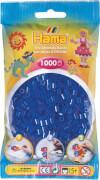 HAMA Perlen Midi - Neon Blau 1000 Perlen